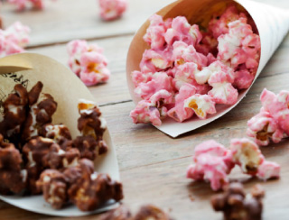popcorn dolci