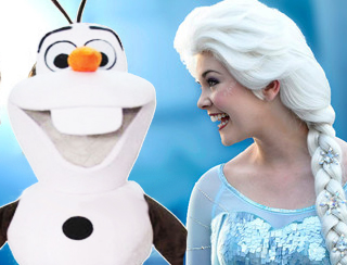 ELSA-OLAF-MUSICAL
