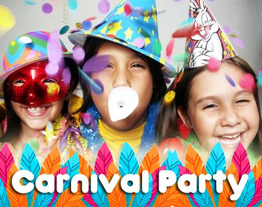 Animazione a Tema Carnevale