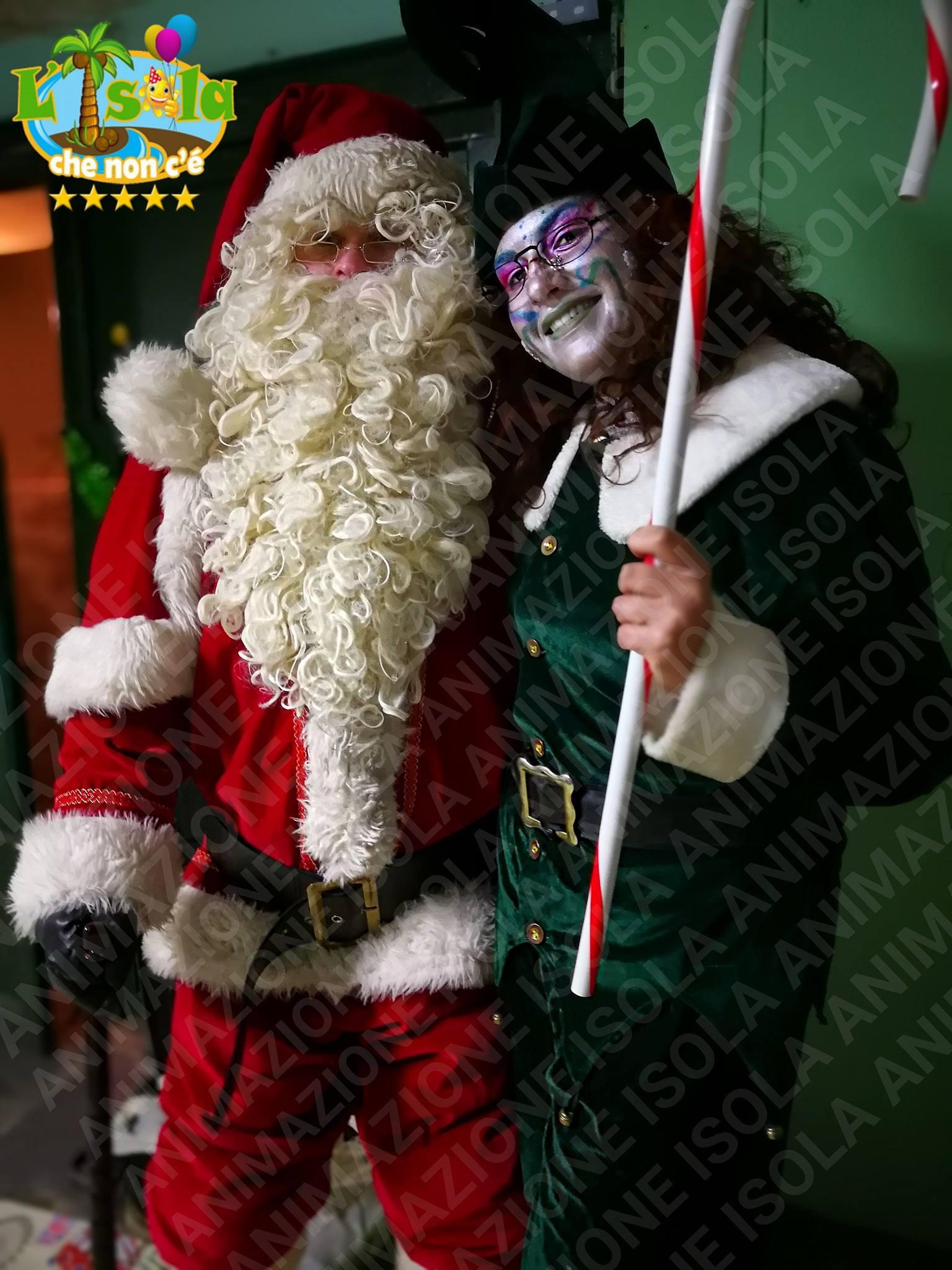 Babbo Natale Animazione.Babbo Natale A Domicilio Napoli Babbo Natale A Casa Tua Napoli